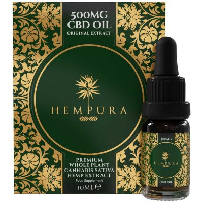 Hempura CBD review